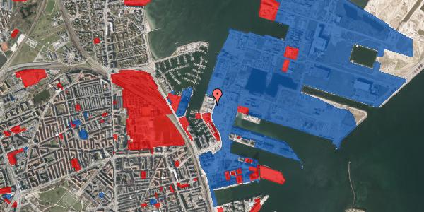 Jordforureningskort på Sundkrogsgade 19, 4. , 2100 København Ø