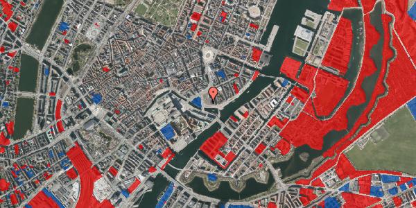 Jordforureningskort på Havnegade 3, 1058 København K