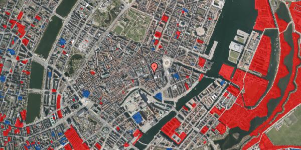 Jordforureningskort på Lille Kongensgade 45, 1074 København K