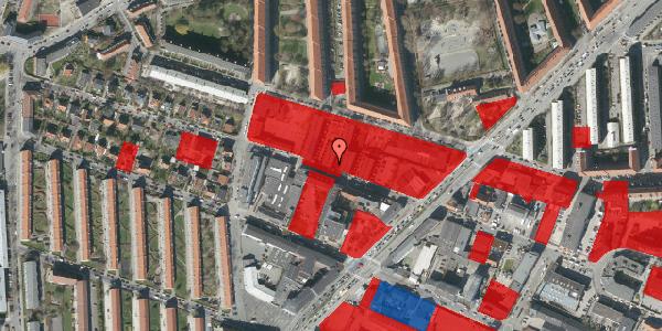Jordforureningskort på Dortheavej 36A, 2400 København NV