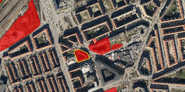 Jordforureningskort på Venøgade 4, 2. 6, 2100 København Ø