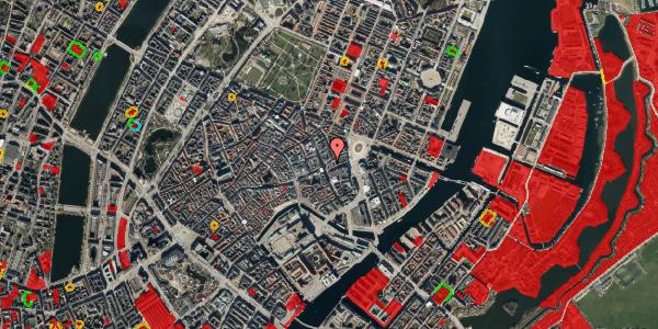 Jordforureningskort på Lille Kongensgade 20B, 3. , 1074 København K