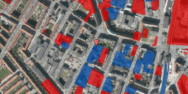 Jordforureningskort på Vibevej 7C, 2. , 2400 København NV