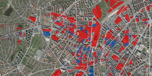Jordforureningskort på Brofogedvej 8, 1. , 2400 København NV