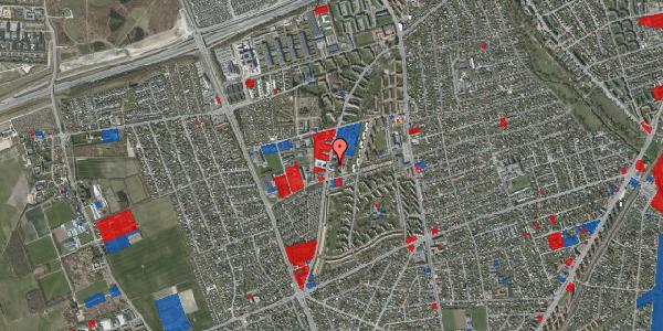 Jordforureningskort på Arnold Nielsens Boulevard 77, st. , 2650 Hvidovre