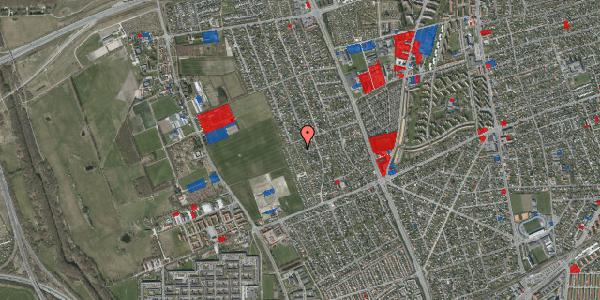 Jordforureningskort på Hf. Dahlia 48, 2650 Hvidovre