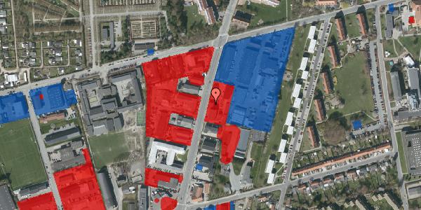 Jordforureningskort på Arnold Nielsens Boulevard 67, 2650 Hvidovre