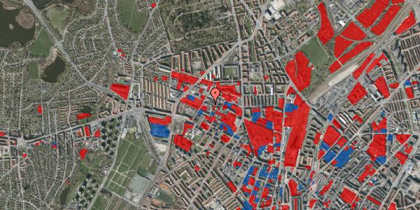 Jordforureningskort på Rentemestervej 43, 2400 København NV