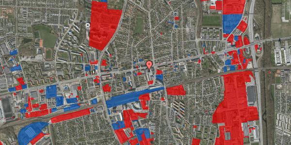Jordforureningskort på Glostrup Shoppingcenter 101, st. , 2600 Glostrup