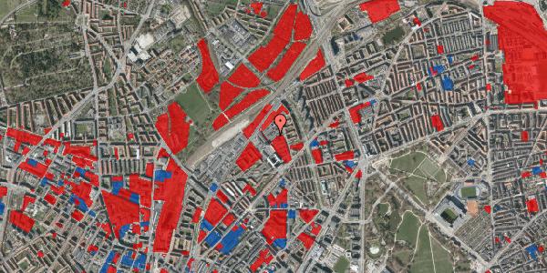 Jordforureningskort på Emblasgade 153, 1. th, 2100 København Ø