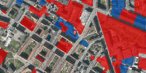 Jordforureningskort på Theklavej 2, 1. , 2400 København NV