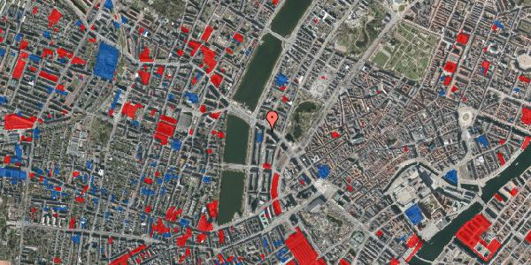 Jordforureningskort på Nyropsgade 1, 1. , 1602 København V