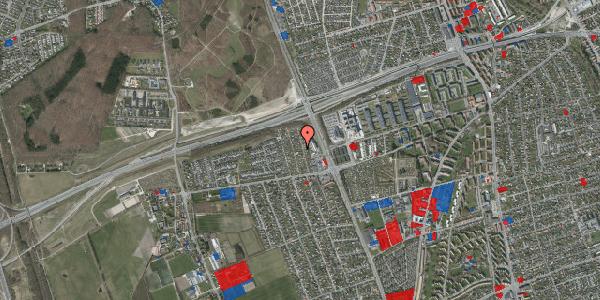 Jordforureningskort på Hf. Kettehøj 97, 2650 Hvidovre