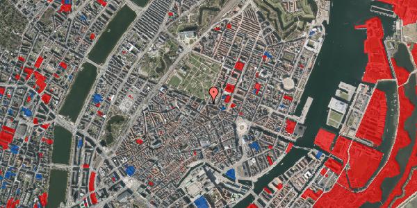 Jordforureningskort på Gothersgade 58, st. , 1123 København K
