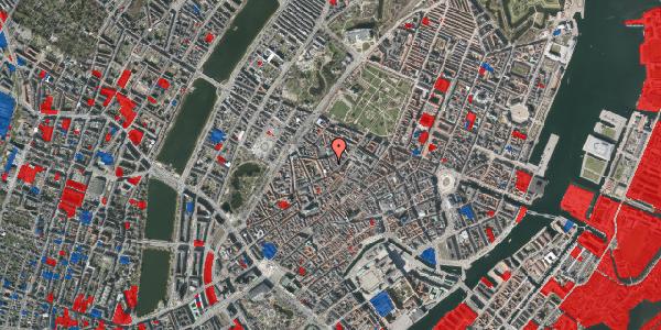 Jordforureningskort på Købmagergade 60, 2. tv, 1150 København K