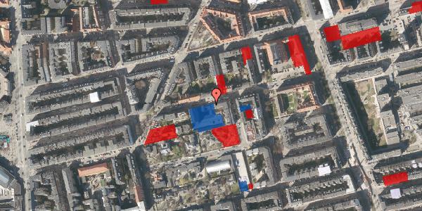 Jordforureningskort på Viborggade 70A, 2100 København Ø