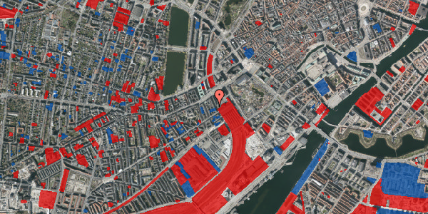 Jordforureningskort på Reventlowsgade 10, 4. th, 1651 København V
