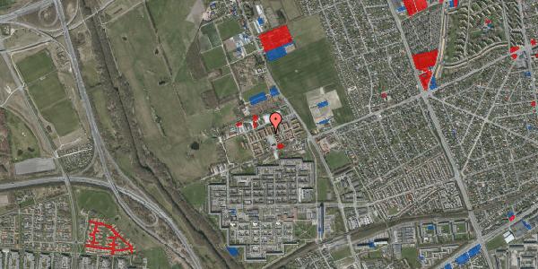 Jordforureningskort på Alarmpladsen 6A, 2650 Hvidovre