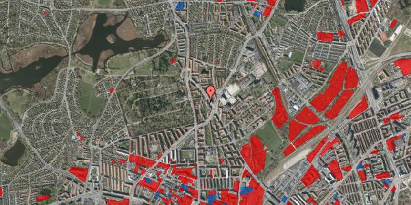Jordforureningskort på Tagensvej 241B, 2400 København NV