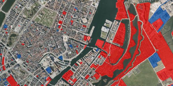 Jordforureningskort på Nyhavn 71, 2. , 1051 København K