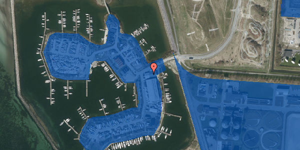 Jordforureningskort på Brøndby Havnevej 11, 2650 Hvidovre