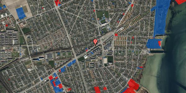 Jordforureningskort på Gammel Køge Landevej 376A, 2650 Hvidovre