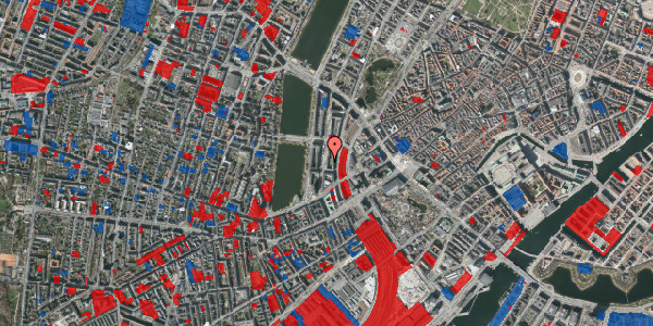 Jordforureningskort på Nyropsgade 41B, 5. , 1602 København V
