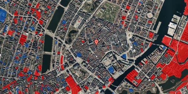 Jordforureningskort på Skoubogade 2, 1158 København K