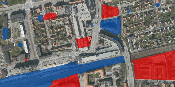 Jordforureningskort på Banegårdsvej 6, 2600 Glostrup