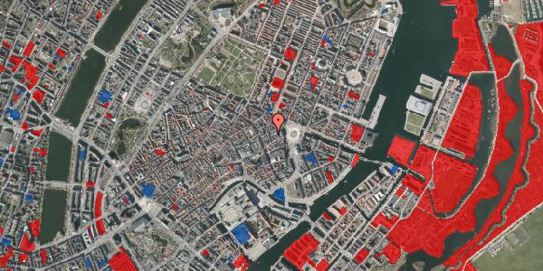 Jordforureningskort på Ny Østergade 6, 1101 København K