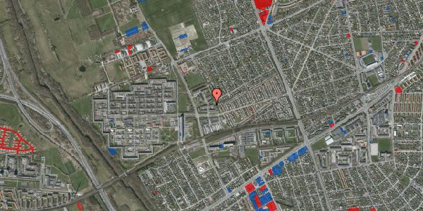 Jordforureningskort på Mellemvangsvej 46, 2650 Hvidovre
