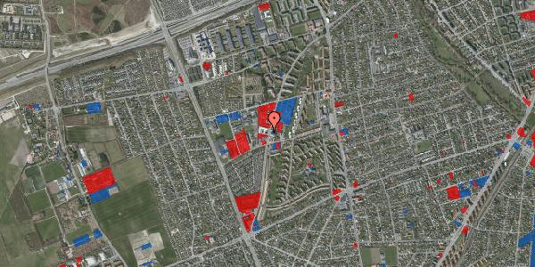 Jordforureningskort på Arnold Nielsens Boulevard 70, 1. , 2650 Hvidovre