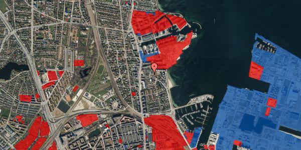 Jordforureningskort på Strandøre 5C, 2100 København Ø