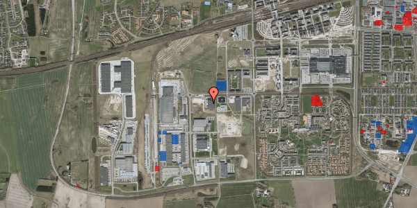 Jordforureningskort på Ole Lippmanns Vej 1, 2630 Taastrup