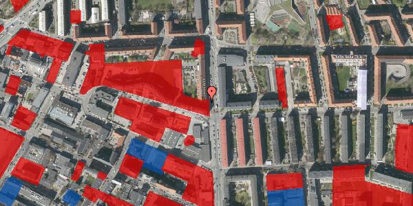 Jordforureningskort på Frederiksborgvej 73, st. , 2400 København NV