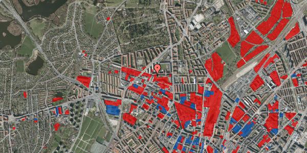 Jordforureningskort på Birkedommervej 27, 2. , 2400 København NV