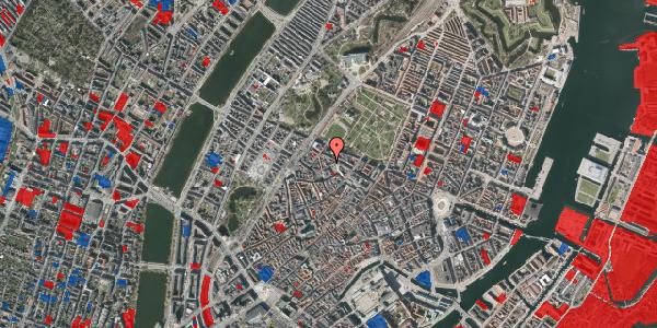 Jordforureningskort på Hauser Plads 30A, st. , 1127 København K