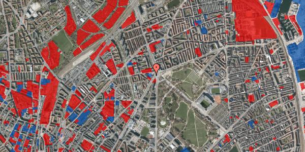 Jordforureningskort på Jagtvej 169A, 1. , 2100 København Ø