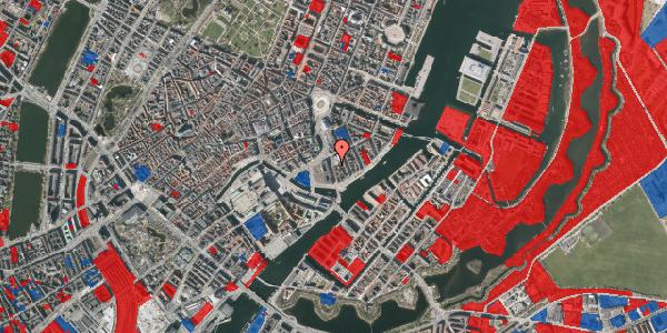 Jordforureningskort på Niels Juels Gade 5, 3. , 1059 København K