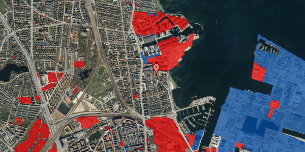 Jordforureningskort på Strandøre 5B, 2100 København Ø
