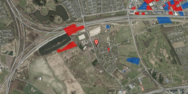 Jordforureningskort på Vejlegårdsvej 116, 2625 Vallensbæk