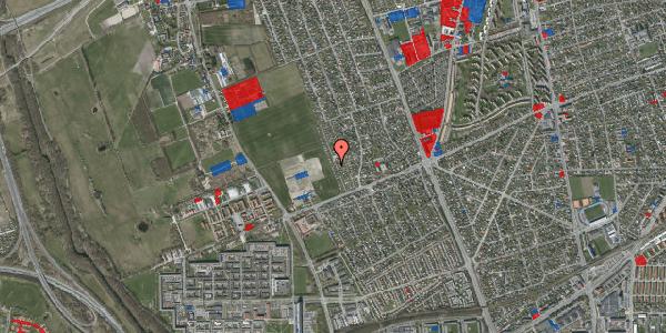 Jordforureningskort på Hf. Dahlia 88, 2650 Hvidovre