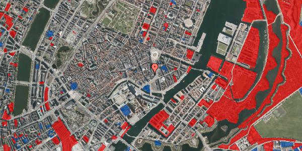 Jordforureningskort på Laksegade 7, 3. , 1063 København K
