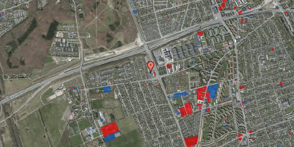 Jordforureningskort på Hf. Kettehøj 124, 2650 Hvidovre