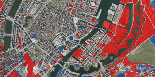 Jordforureningskort på Havnegade 5, 1. , 1058 København K