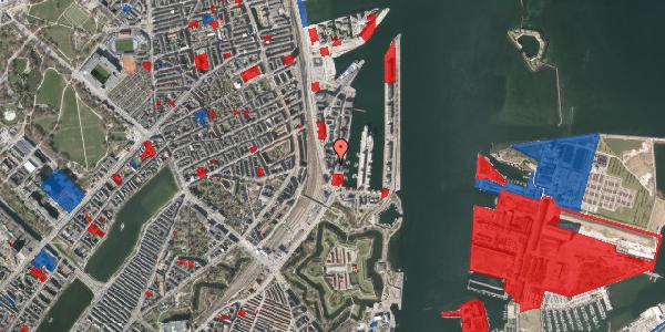 Jordforureningskort på Dampfærgevej 7, 2100 København Ø