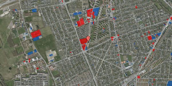 Jordforureningskort på Arnold Nielsens Boulevard 124, 1. , 2650 Hvidovre
