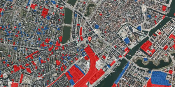 Jordforureningskort på Bernstorffsgade 4, 4. , 1577 København V