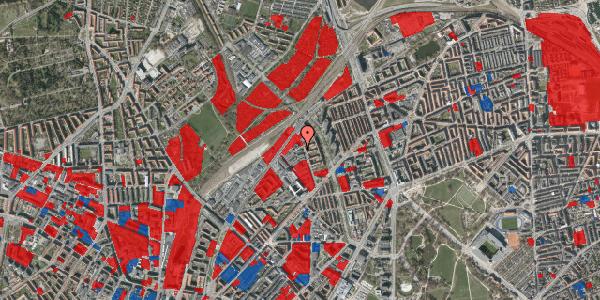 Jordforureningskort på Emblasgade 39, 1. tv, 2100 København Ø