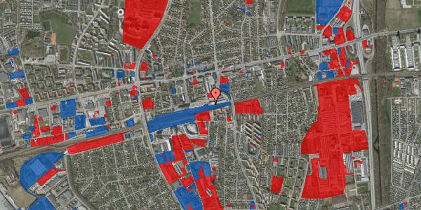 Jordforureningskort på Banegårdsvej 28, 2600 Glostrup